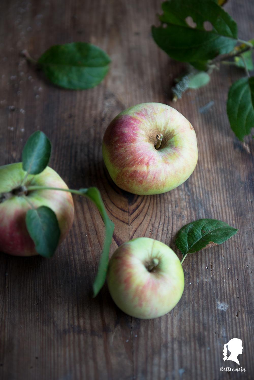 Rezept für Apfelmus ohne Zucker - Apfelmus selber einkochen - Einkochwoche - #einkochen #apfelmus #ohnezucker | relleomein.de