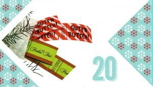 20 Türchen Adventskalender - 24 Days til Christmas | relleomein.de #adventskalender