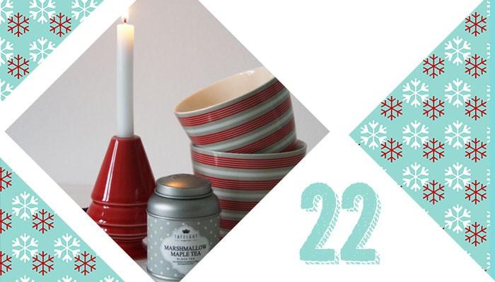 22 Türchen Adventskalender - 24 Days til Christmas | relleomein.de #adventskalender