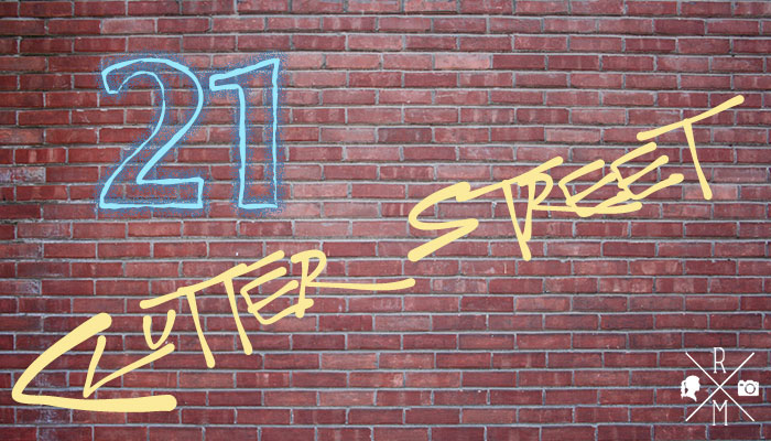 Aufräumen leicht gemacht – 21 Clutter Street