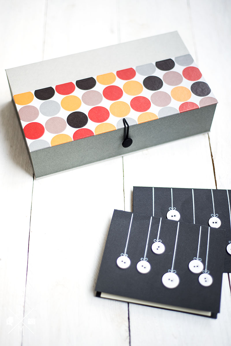 weihnachtskarten diy rezepte ordnungsideen und diy. Black Bedroom Furniture Sets. Home Design Ideas