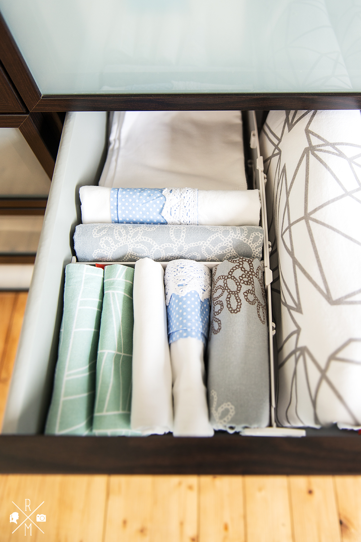 bettw sche aufbewahren mit tchibo. Black Bedroom Furniture Sets. Home Design Ideas