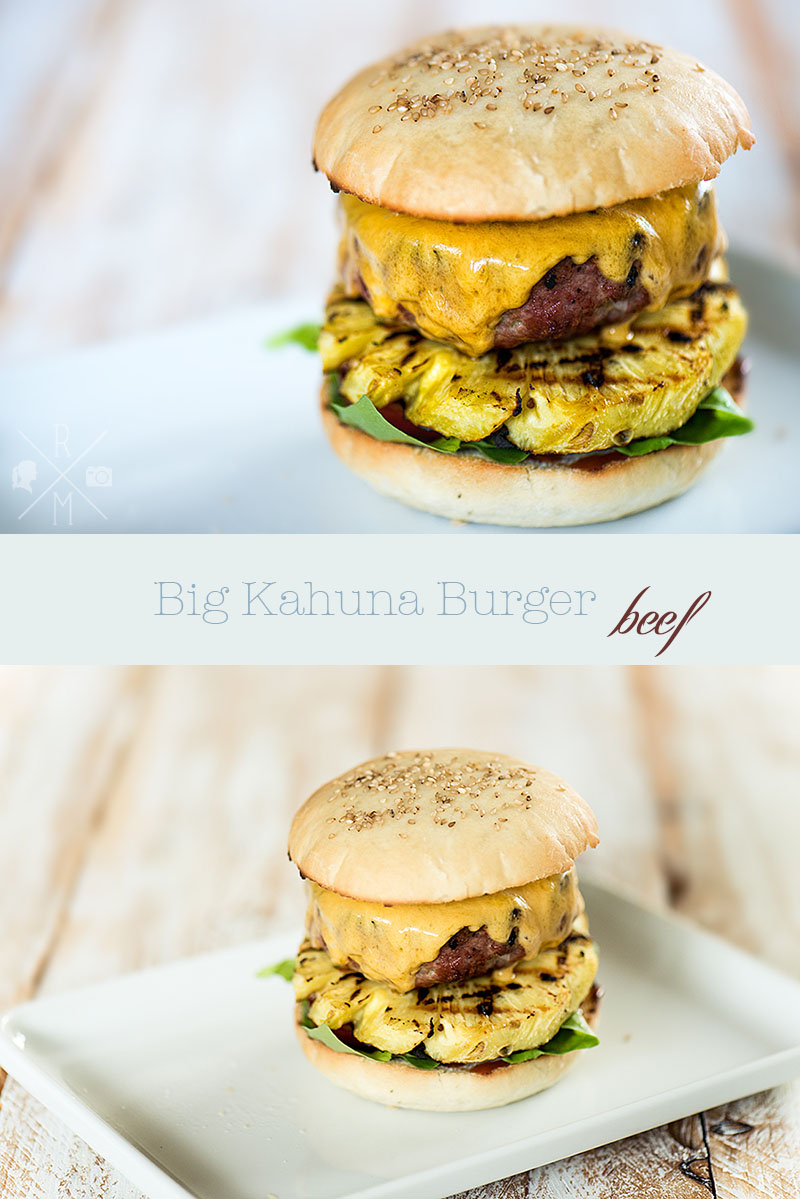 Pulp Fiction Big Kahuna Burger | relleomein.de #vegan #beef