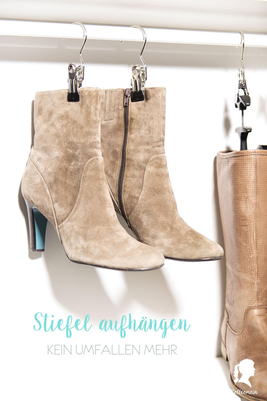 Capsule Wardrobe oder Saisonaler Schuhschrank - Schuhschrank organisieren - weniger Chaos im Flur | relleomein.de