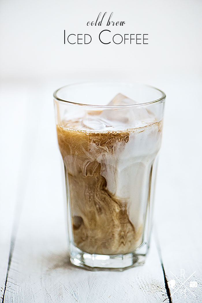 Cold-Brew Iced Coffee Concentrate Recipe — Dishmaps