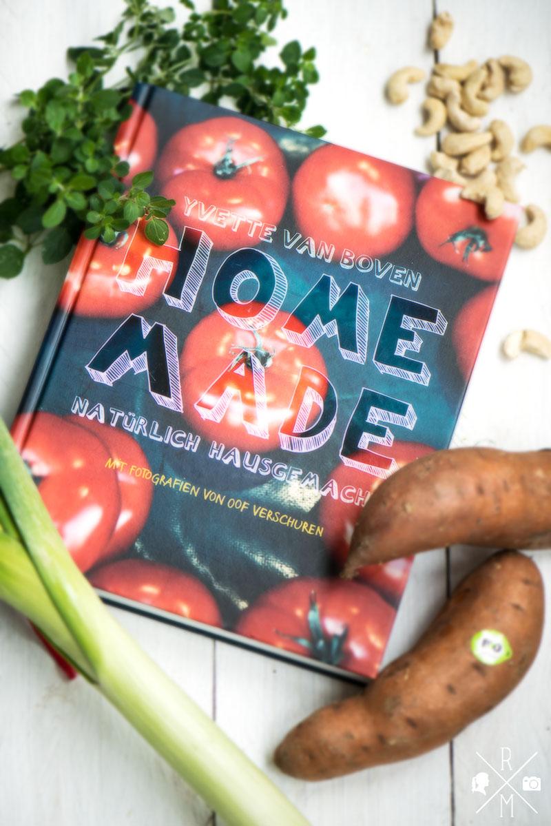 Eine Woche Ein Kochbuch – Home Made Review