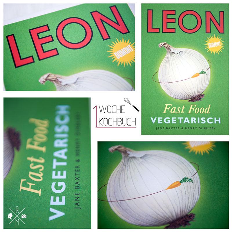 LEON Fast Food Vegetarisch – Fazit meiner Woche