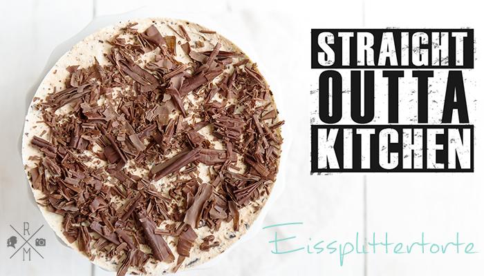 Straight Outta Kitchen – Eissplittertorte mit Schokolade und Kaffee (Video)
