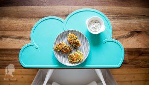 Kindergericht: Gemüsefrikadellen