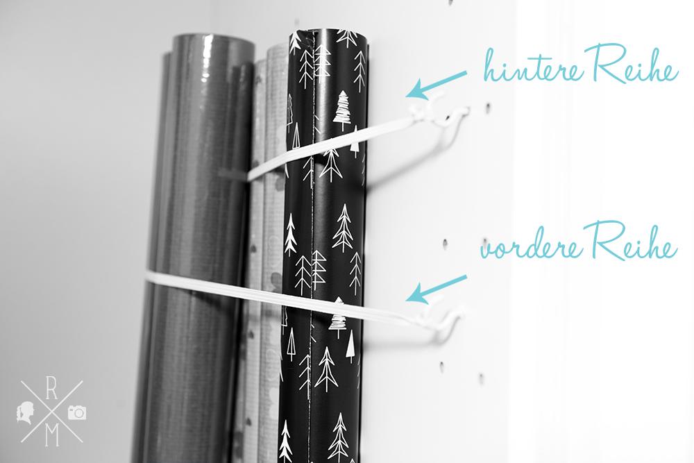 weihnachten 2015 geschenkpapier aufbewahren diy. Black Bedroom Furniture Sets. Home Design Ideas
