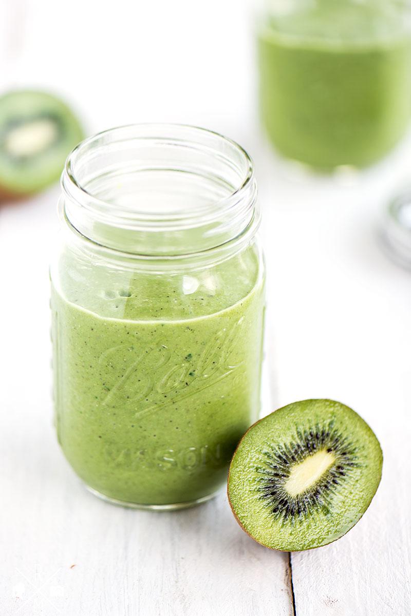 Green Monday – Kiwi & Kokos