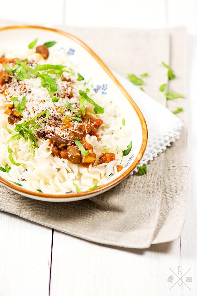 LEON Fastfood Vegetarisch – Pasta e Fagioli