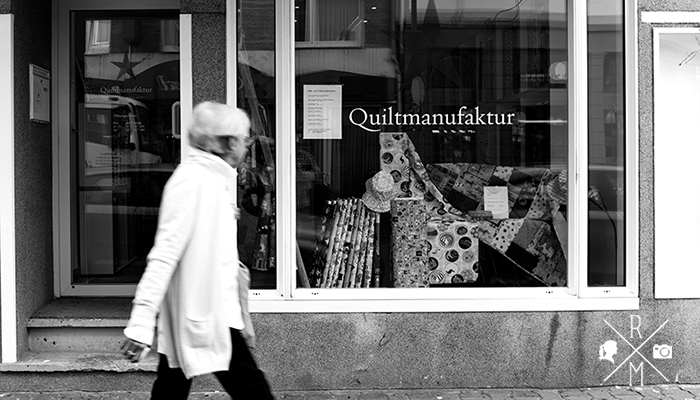 MainMittwoch: Vorstellung der Quiltmanufaktur im Brückenviertel Frankfurt   relleomein.de