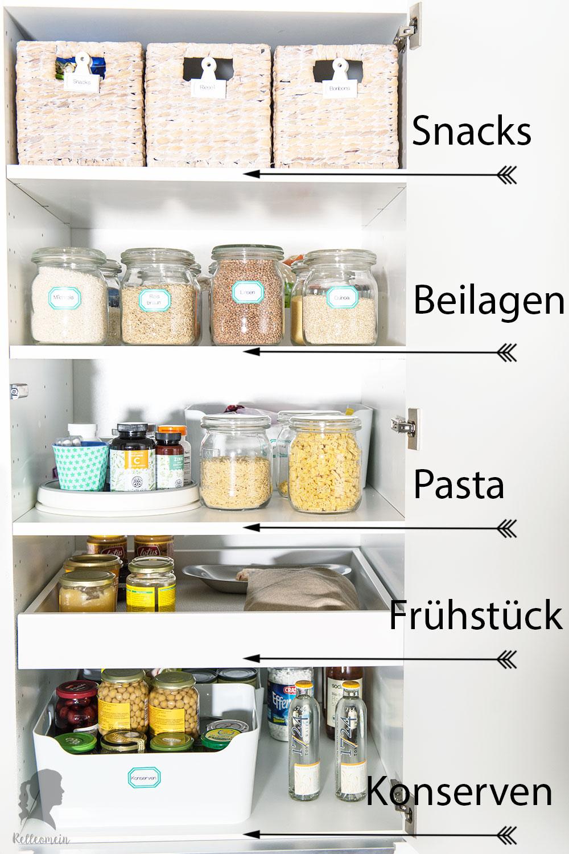 Mehr Ordnung In Der Kuche Vorratsschrank Organisieren Rezepte Ordnungsideen Und Diy Relleomein De