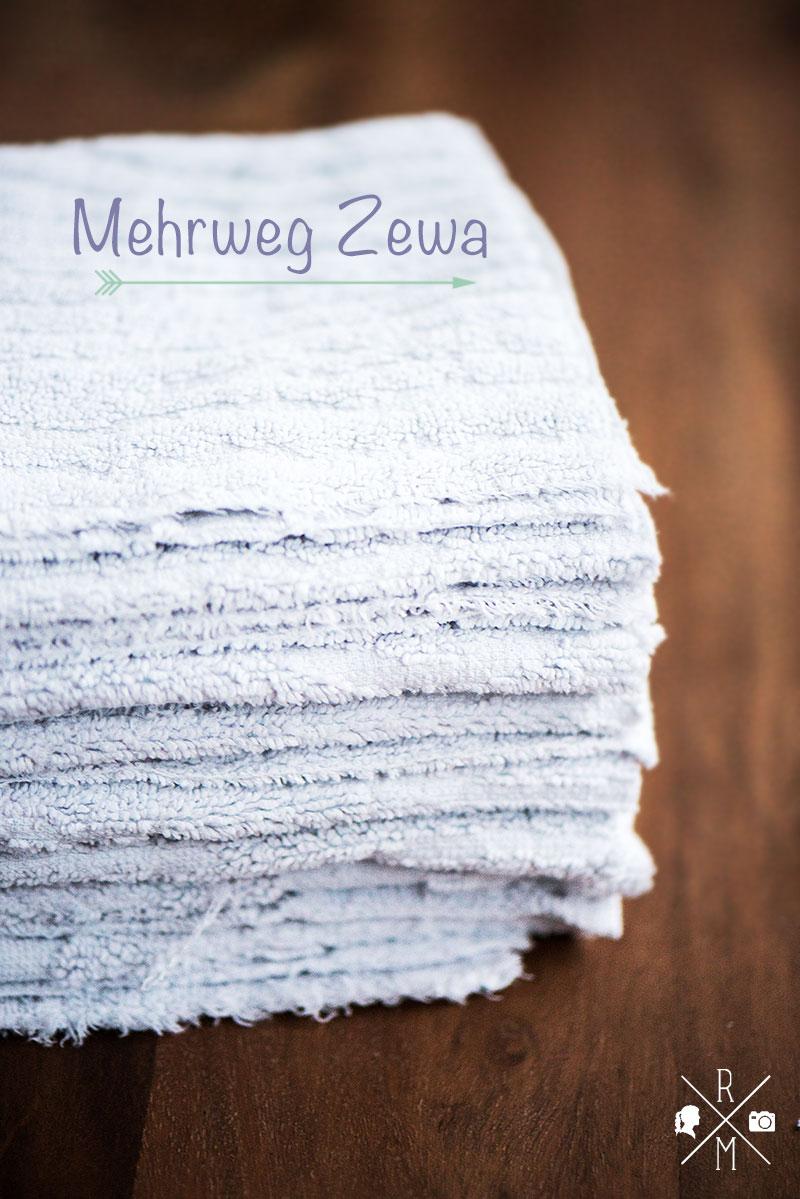 Dauer Zewa und Swiffer Ersatz aus alten Handtücher   relleomein.de