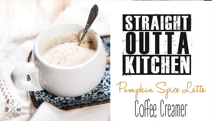 "Kürbissaison – Pumpkin Spice Latte ""Kaffeesahne"""