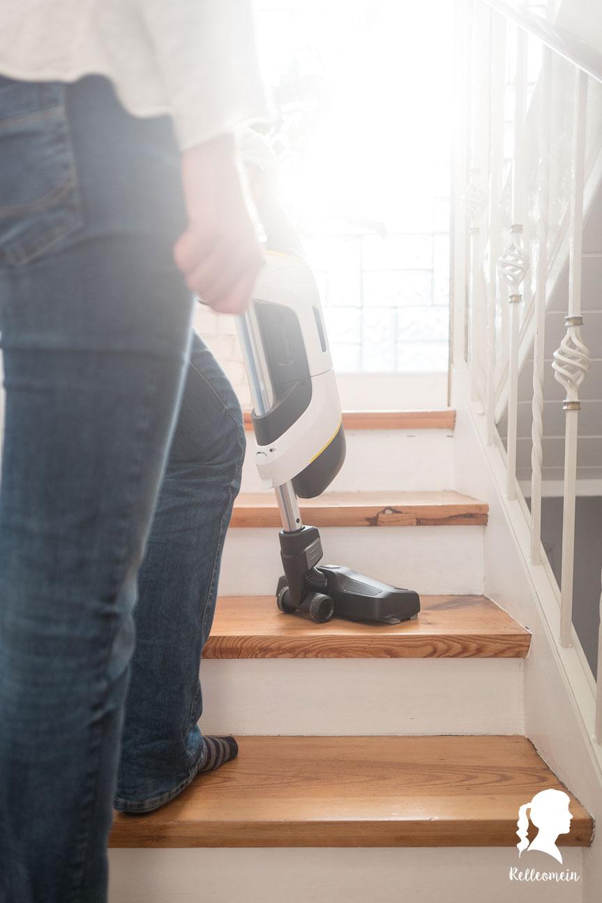 Wöchentlicher Putzplan - jeden Tag eine halbe Stunde putzen für ein sauberes Zuhause - Staub saugen | relleomein.de