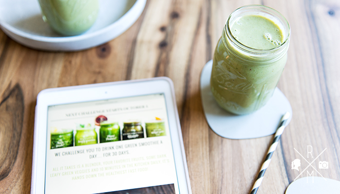 Simple Green Smoothies – Die 30 Tage Challenge