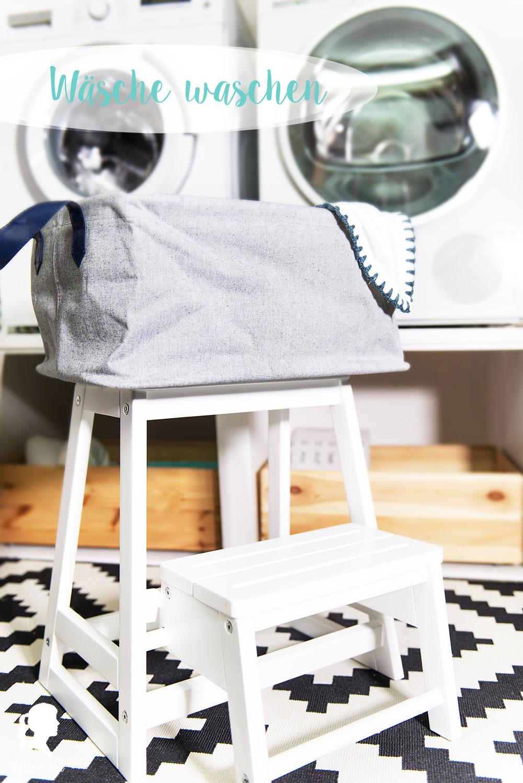 w sche waschen meine w chentliche routine werbung. Black Bedroom Furniture Sets. Home Design Ideas
