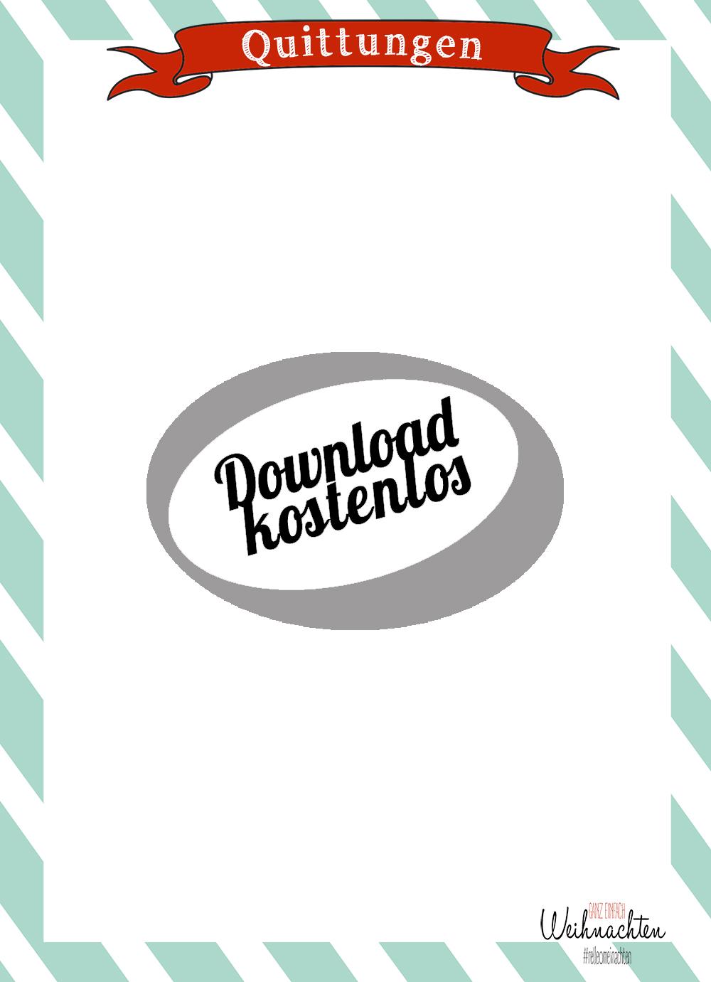 Weihnachtsplanung mit Printables Freebies kostenloser Download | relleomein.de