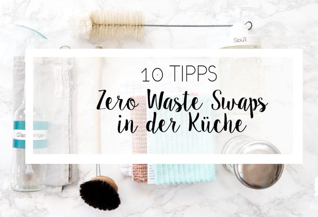 Zero Waste – Besser leben ohne Plastik in der Küche